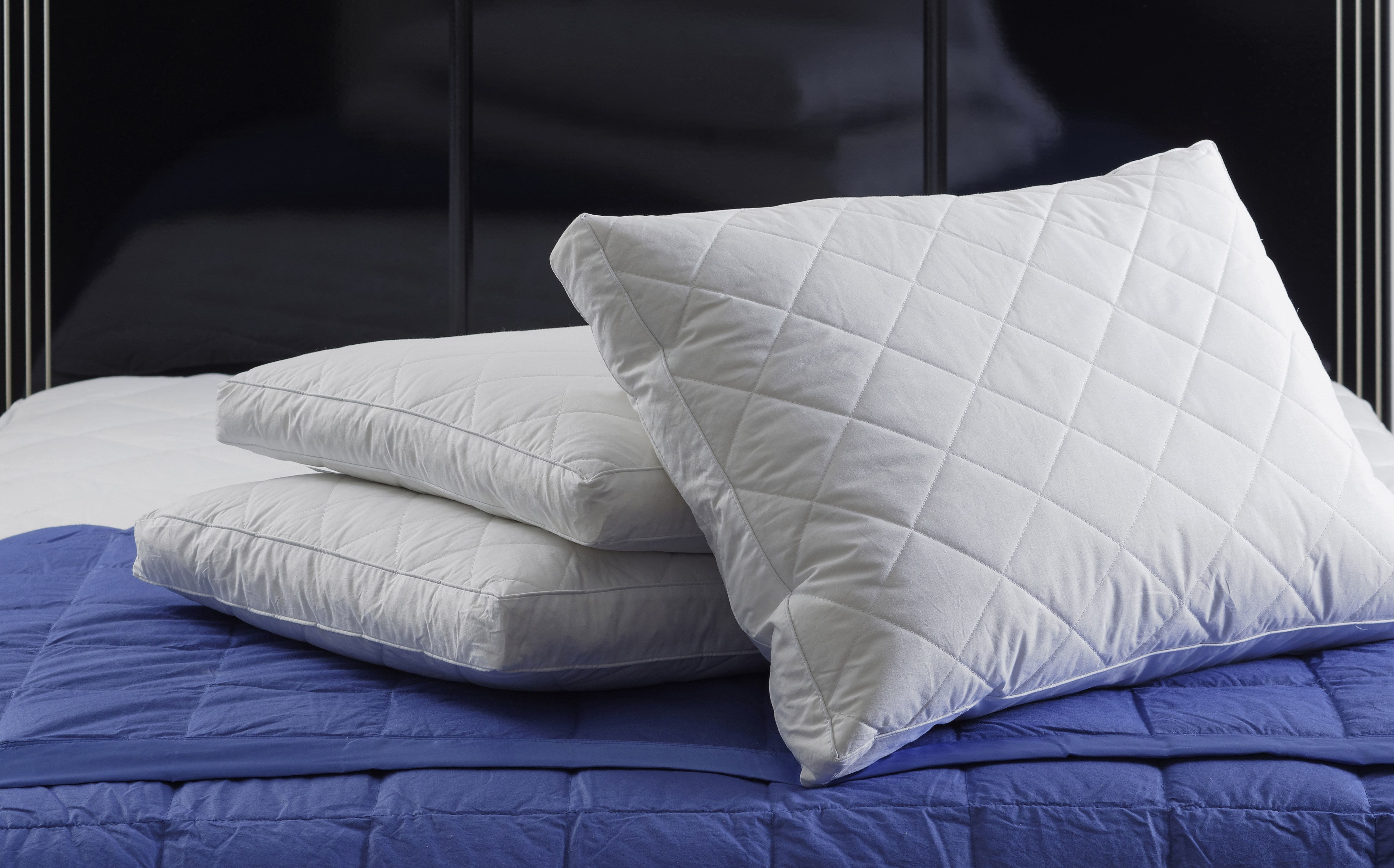 Quilted Down Pillow