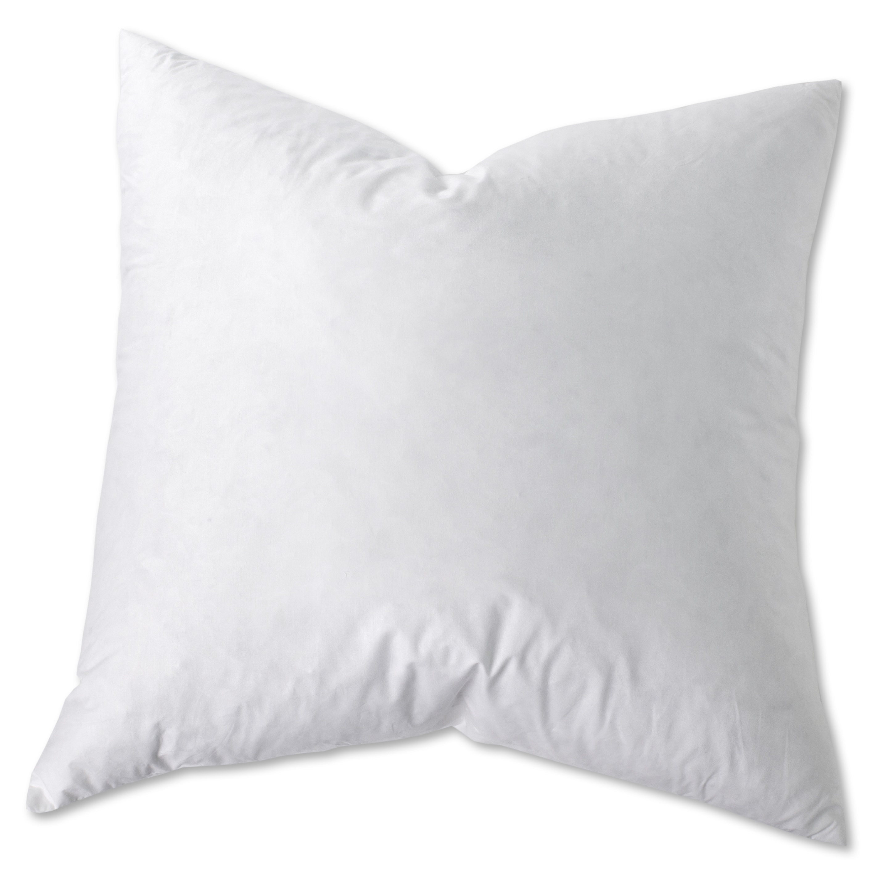 "Pillow Insert Goose 90/10 Feather/Down 20""x20"""